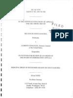 Principal Brief of Petitioner Nelson De Jesus Sanchez, Sanchez v. Holder, No. 06-75797 (9th Cir.)