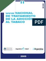 Guia Practica Tratamiento Adiccion Tabaco 2005