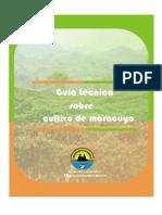 Manual Cultivo Maracuya