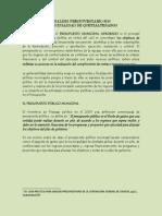Analisis Presupuestario Municipalidad de Quetzaltenango