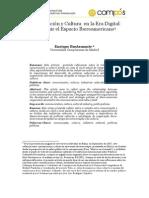 DOCENTE - Bustamante, E. 2006 - Comunicación y cultura en la era digital
