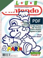 Club Nintendo Año 10 - Numero 01