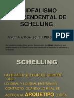 EL Idealismo Trascendental de Schelling
