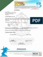 Contoh Surat Mohon SK Dekan (1)