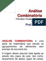 Analise Combinatoria 1