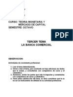 Tema 3 Banca Comercial