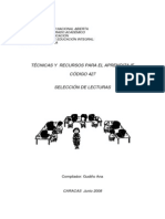 Técnicas y Recursos para el Aprendizaje.pdf
