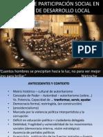 Escenarios de Participación Ciudadana - dic 5