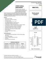 MMA7455L Ic Acelerometro