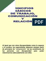 1- Normas Básicas de Relación y Comunicación