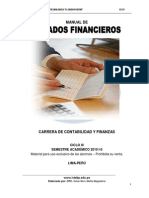 Leccion 1y2 Analisis Financiero