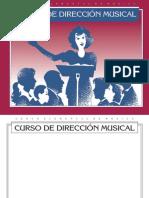 Curso de Dirección Musical