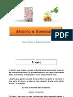 Ahorro e Inversion_01