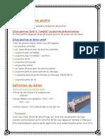 Dimensionner Une Poutrefff04101