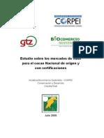 EstudiodeMercadoparaCacaoNacionaldeOrigenyconcertificaciones-100226