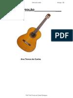 Apostila de violão