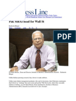 Interview BusinessLine India