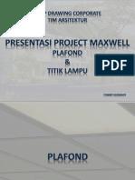 Presentasi Plafond 2003