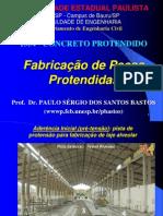 Fabricacao P. Protendidas
