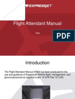Flight Attendant Manual Resource