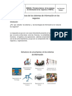 Principios basicos de los sistemas de información en los negocios