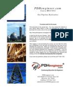 Gas Pipeline Hydraulics
