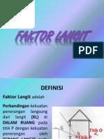FAKTOR LANGIT
