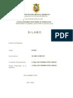 Syllabus de Metodologia 2009