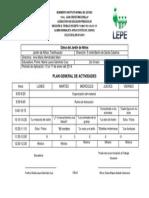 2 cronograma de actividades