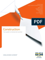 BS-2014 Construction Standards