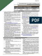 Informativo de Matricula Pos Graduacao a Distancia Outubro 2014