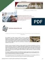 Boletin Legal Diario2