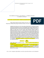 Altitude Adaptation Through Hematocrit Change Revisar