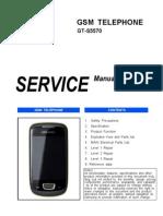 Samsung GT-S5570 Galaxy Mini Service Manual