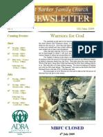 Warriors for God