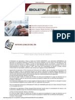 Boletin Legal Diario6