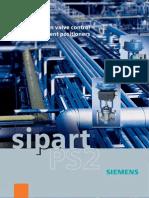 Siemens Sipart Smart Positioner2