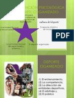 LA INTERVENCIÓN PSICOLÓGICA EN EL DEPORTE ORGANIZADO