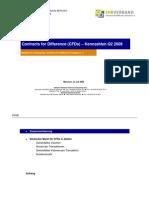 Contracts for Difference (CFDs) – Kennzahlen Q2 2009 für Deutschland