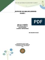 Maloclusion Clase i Definitivo (1)
