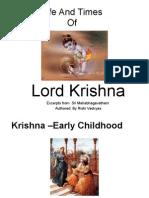 Lord Krishna Part II
