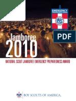 Boy Scout EMergency Preparedness Award