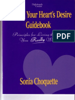 Creating Your Heart_s Desire Guidebook by Sonia Choquette