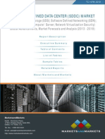 Software Defined Data Center (SDDC) Market