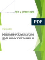 Puntuación y simbología - Integrales