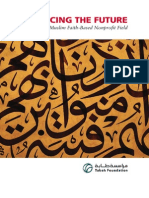 Facing the Future - Assessing the Muslim Faith-Based Nonprofit Field