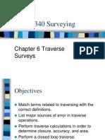 Chap.6 Traverse Surveys