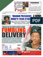 Tuesday, January 28, 2014 Edition