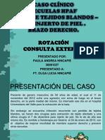 Caso Clinico Consulta Ext.