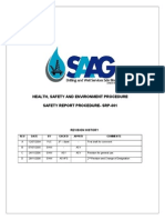 006 Srp - 001 Safety Report Procedure (Latest) Revision